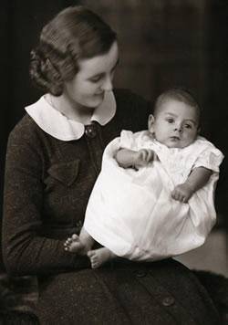 Mother & Baby, 1930s